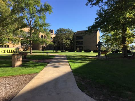 ursuline college campus nears  century   treasure