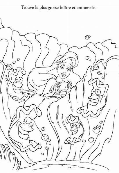 Coloring Mermaid Hipster Adult Disney