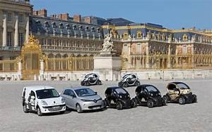 Renault Versailles : sans bruit renault roule au ch teau de versailles guide auto ~ Gottalentnigeria.com Avis de Voitures