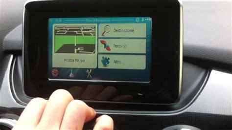 mercedes   audio   tablet  navigatore gps