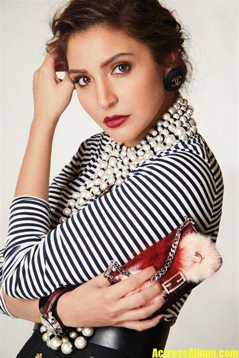 Anushka Sharma Latest Photoshoot - Actress Album
