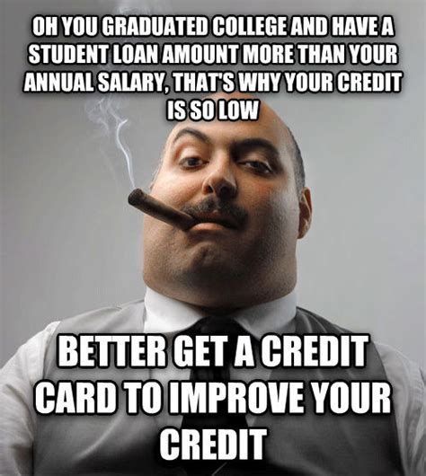 Bad Credit Meme - livememe com bad guy boss