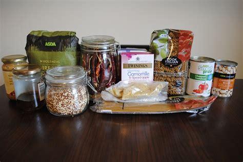 Store Cupboard Essentials by Healthy Store Cupboard Essentials