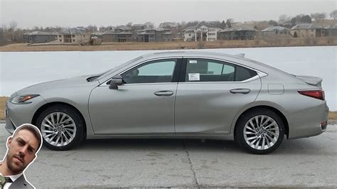 are the 2019 lexus out yet 2019 lexus es 300h hybrid review the best es yet