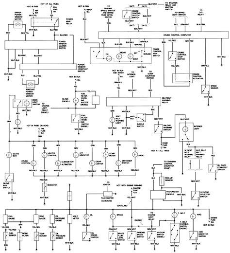 1988 Toyotum 22re Engine Wiring Diagram by Wiring Diagram 22r 84 Yotatech Forums