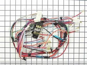 Whirlpool 8576503 Harns-wire