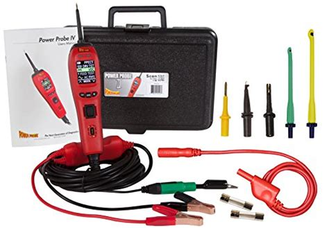 Power Probe Ppamz Red With Connector Kit Buy