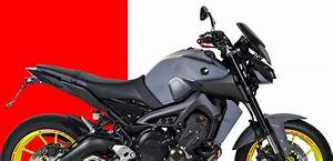 Yamaha Mt09 2017 : barracuda special kit yamaha mt 09 motorcycle accessories ~ Jslefanu.com Haus und Dekorationen