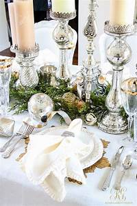 20, Amazing, Christmas, Decorations, In, Silver, And, Gold
