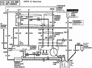 1972 Ford 460 Ignition Wire Diagram