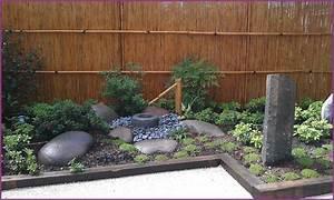 Idée Jardin Zen : idee de jardin zen exterieur ~ Dallasstarsshop.com Idées de Décoration
