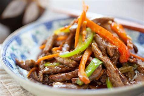 szechuan beef szechuan beef recipe popular cooking and malaysia