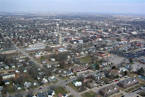 Johnson County and Western Missouri History: Aerial ...