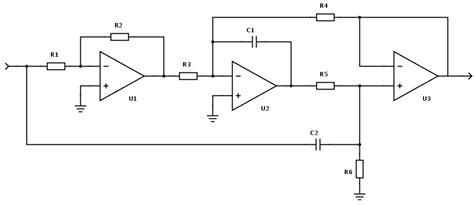 notch filter design bainter notch filter calculator