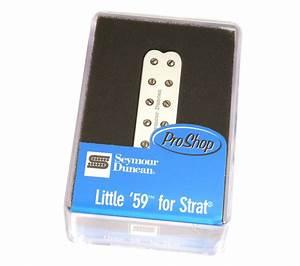 Guitar Parts Factory  Seymour Duncan Sl59 Little  U0026 39 59 For