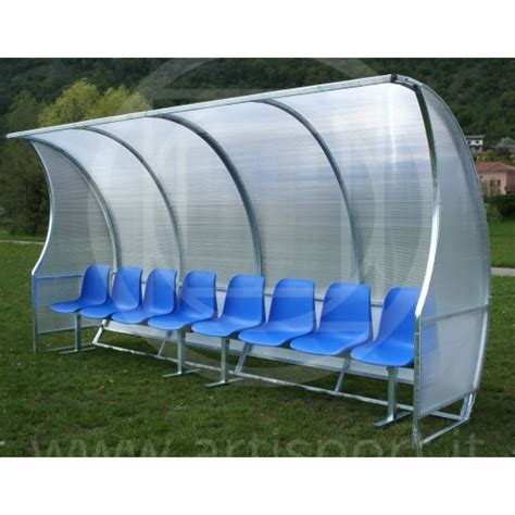 Football Accessories Bench For Coaches And Players