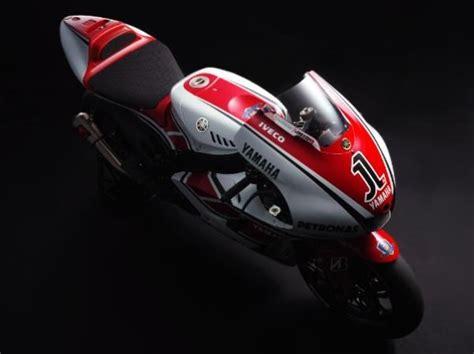 yamaha unveils 50th anniversary paintjob for motogp