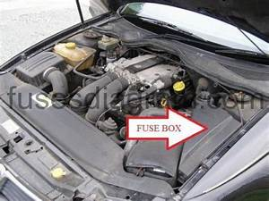 Opel Omega Fuse Box Diagram