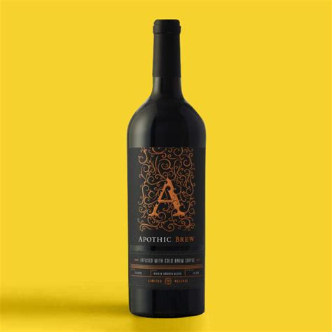 apothic wines introduces coffee infused wine rachael ray