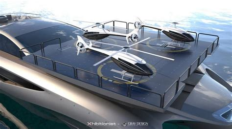 wordlessTech | Xhibitionist luxury Super-yacht