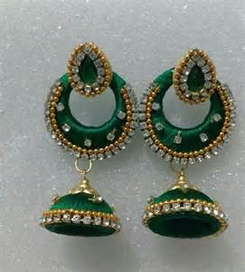 non pierced earrings silk thread earrings online 1000 earrings ideas