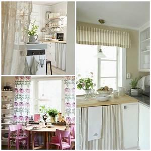 Tende per cucina: tessuti colorati Dalani e ora Westwing