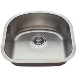 stainless steel single bowl undermount kitchen sink polaris sinks undermount stainless steel 20 in single
