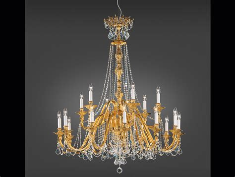 nella vetrina italamp  swarovski crystal chandelier