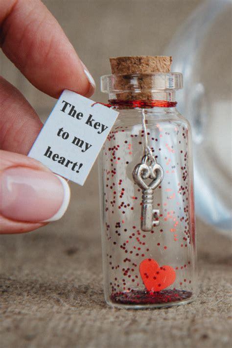 valentines day anniversary gift  girlfriend  key