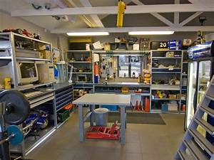 Garage and Workshop products - Dexion Special Product Solutions - Dexion Ireland