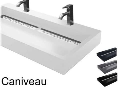 vasque suspendue ou 224 poser largeur 50 x 100 cm