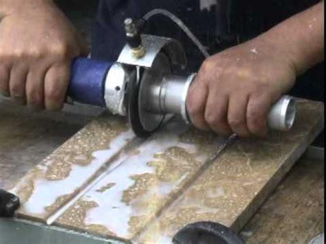 gpw 222q air fluting tool for granite marble