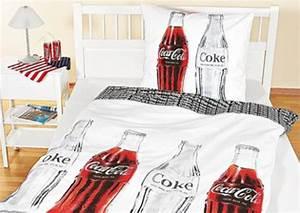 Coca Cola Möbel : bettw sche garnitur coca cola von penny markt ansehen ~ Indierocktalk.com Haus und Dekorationen