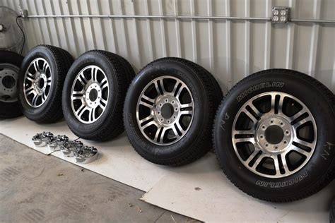 Oem Wheels Tires Chevy Dodge Ford Jeep Dealer Take Offs