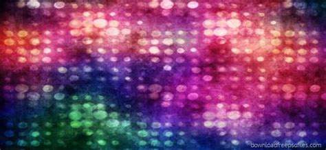 Bokeh Texture for Photoshop Background Free Download