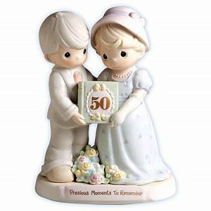 precious moments precious moments to remember 50th With 50th wedding anniversary figurines