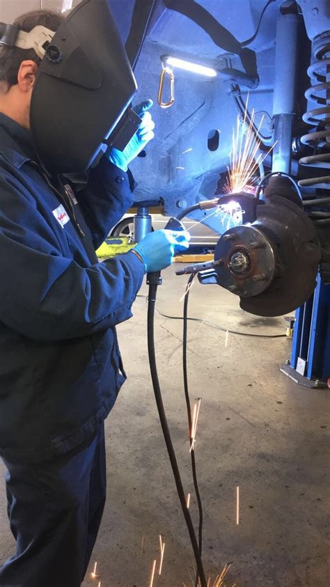 toms automotive welding west seattle car repair toms