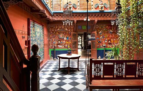home interior shopping india the of a historic haveli in ahmedabad ad india