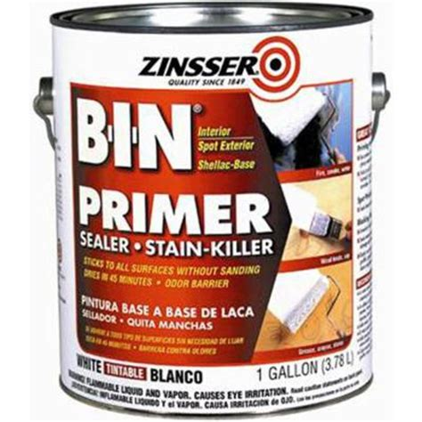 zinsser  gal    shellac based white interiorspot