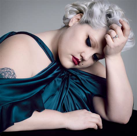 beth ditto   makeup routine   eyeliner