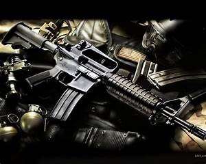 Guns & Weapons: Cool Guns Wallpapers #3