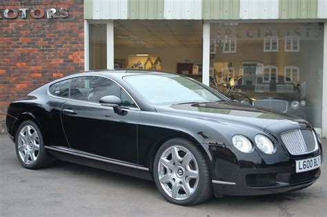 bentley continental gt mulliner driving specification