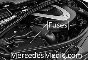 Mercedes R350 Fuse Box Diagram