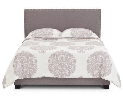 monroe queen upholstered bed furniture row