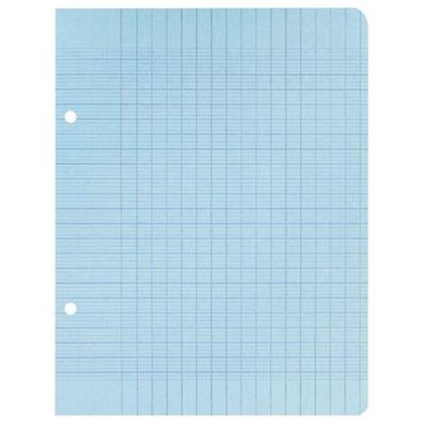 classement papier bureau feuille simple bleu clairefontaine 17x22 grand carreaux