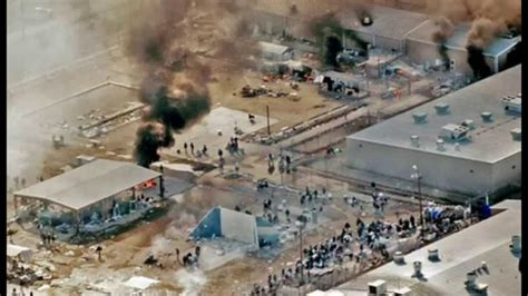 Texas Prison Riot: Thousands of Inmates Seize Control Correctional Facility - YouTube