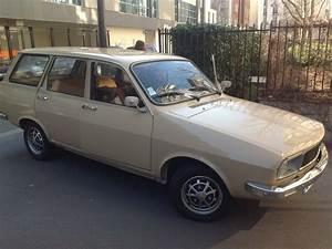 Renault 12 L Break - 1977 - 38000 Km