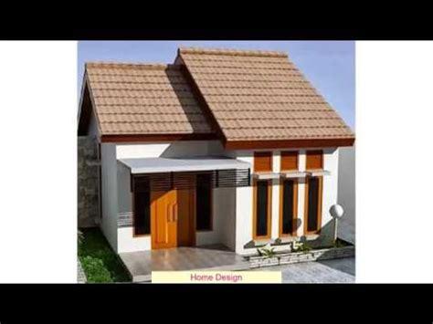 desain rumah sederhana type  youtube