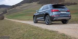 Essai Audi Q5 : essai audi q5 2 0 tdi quattro page 4 ~ Maxctalentgroup.com Avis de Voitures