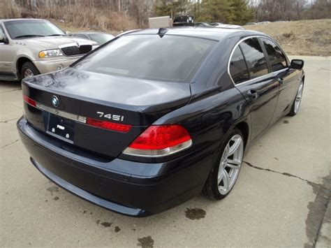 745i 2002 Bmw by 2002 Bmw 745i For Sale In Cincinnati Oh Stock 10539